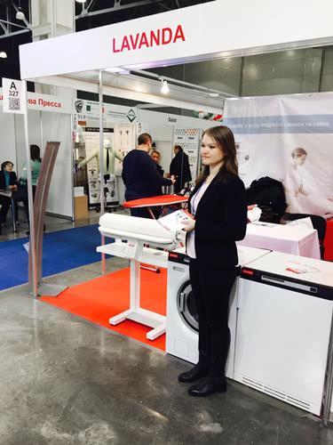 17-я выставка Cleanexpo Москва foto1