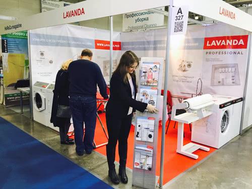 17-я выставка Cleanexpo Москва foto3